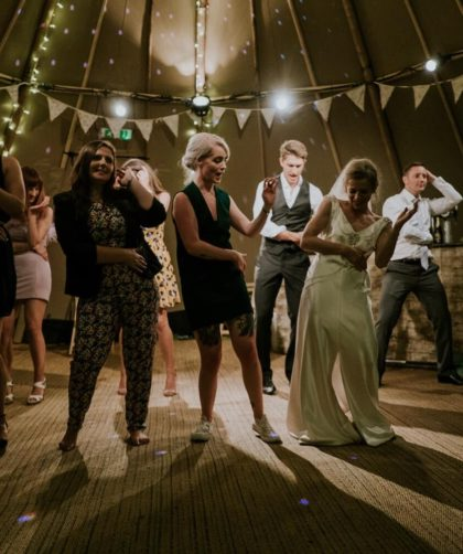 Jaki namiot na wesele?